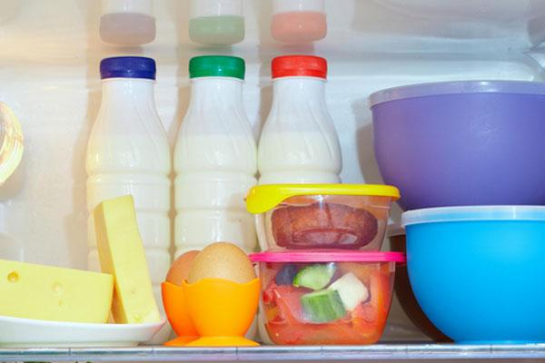 Емкости для хранения продуктов в холодильнике
