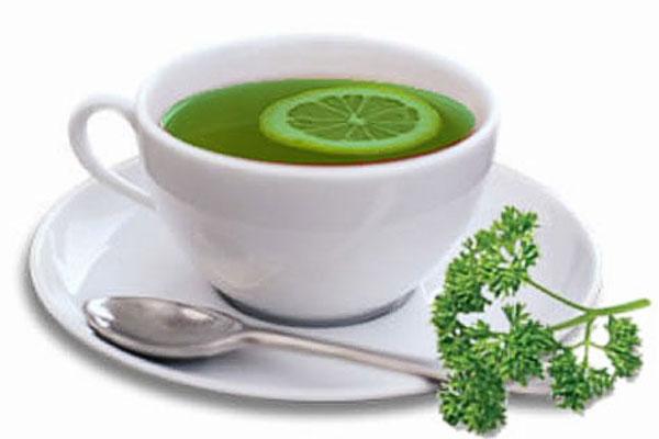 чай из петрушки для похудения как принимать
