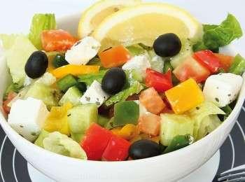Секреты греческого салата