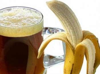 квас из банановых шкурок рецепт