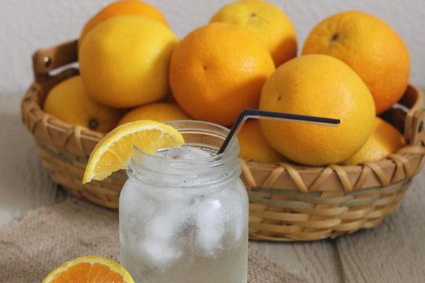 Как приготовить апельсиновый лимонад в домашних условиях