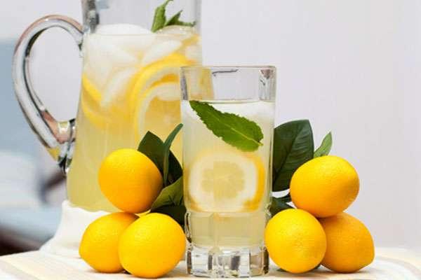 Как приготовить лимонад из лимонов с мятой