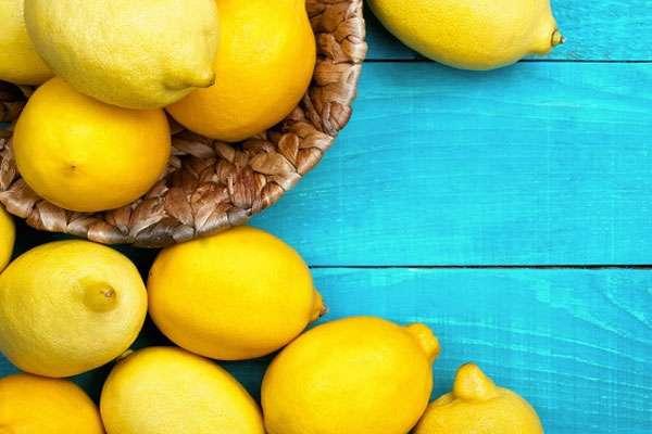 Приготовление домашнего лимонада