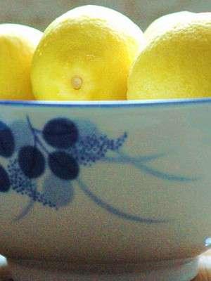 Рецепт лимонада из замороженных лимонов
