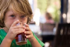 Гранатовый сок детям