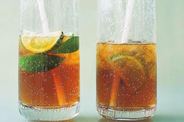 Как приготовить имбирный лимонад