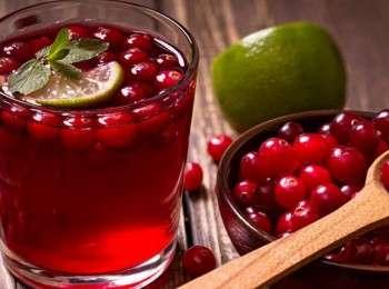 как приготовить клюквенный морс при пиелонефрите