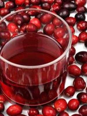 Как приготовить морс из свежих ягод клюквы