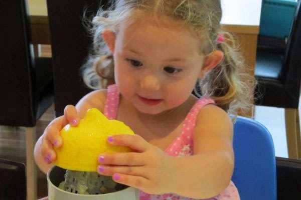 Лимонад для детей