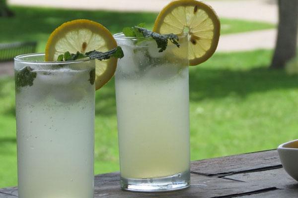 Как сделать лимонад с лайма