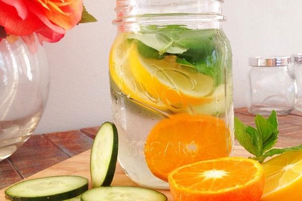 Лимонад в домашних условиях из одного апельсина сделать
