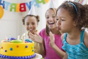 Детское день рождения