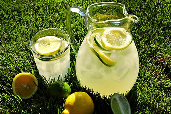 Лимонад из мяты и лимона рецепт