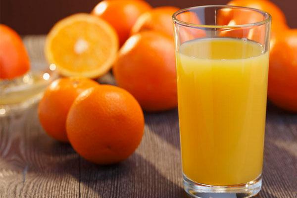 Как правильно пить апельсиновый фреш