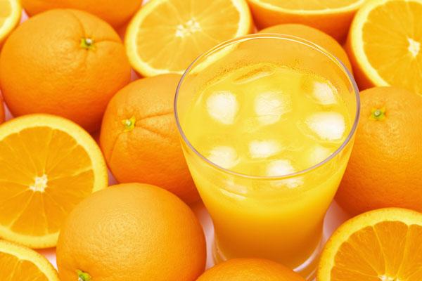 Польза сока из апельсина