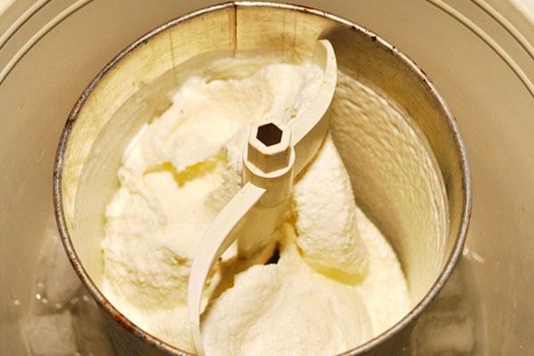 Приготовление мороженого в домашних условиях