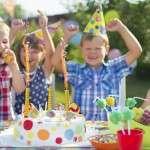 Меню на день рождения детей до 3 лет