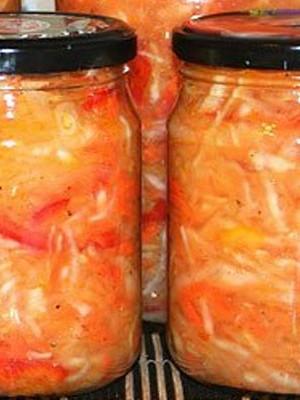 рецепт дунайского салата с огурцами