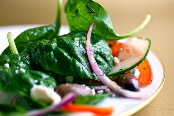 Применение шпината в кулинарии