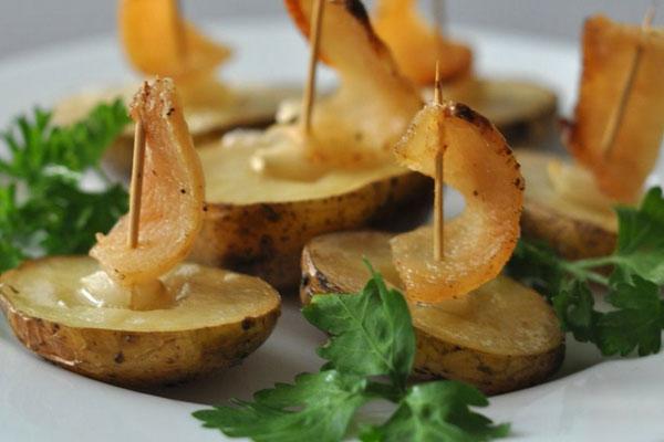 Картошка под парусом