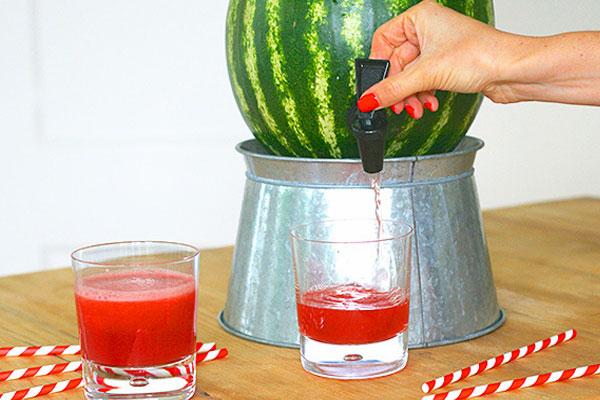 Как долго хранится замороженный сок арбуза