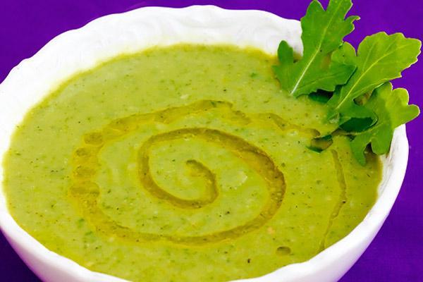 Специи для кабачкового супа-пюре