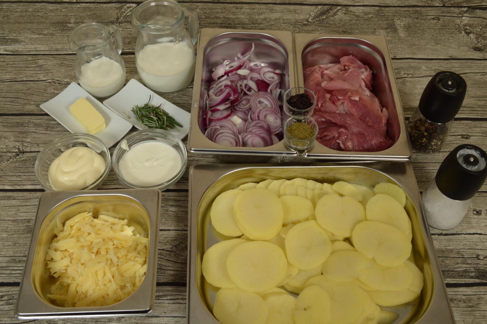 Мясо по французски: классический рецепт