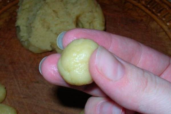 рецепт приготовления орешков в домашних условиях