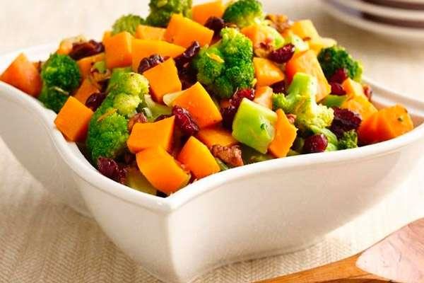 Новогодний салат «Снеговик» - рецепт без майонеза