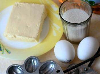 орешки рецепт для орешницы рецепт с фото