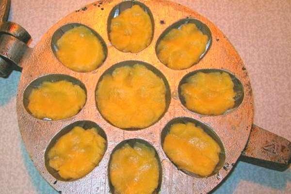 Тесто на орешки рецепт с фото пошагово