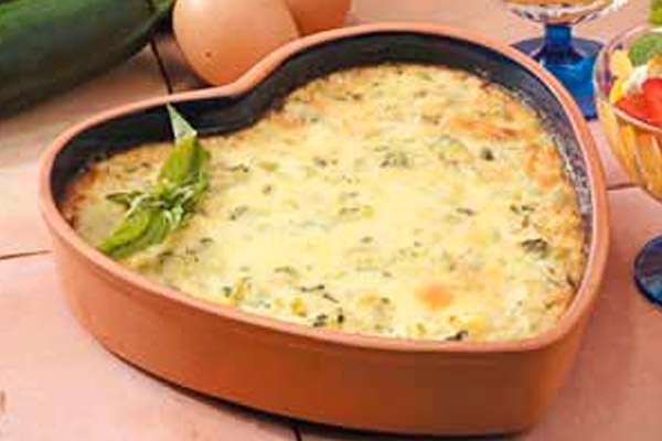 Кабачки в духовке с чесноком и майонезом и сыром в