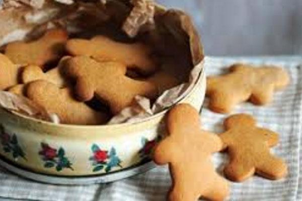 Выпекаем новогоднее имбирное печенье