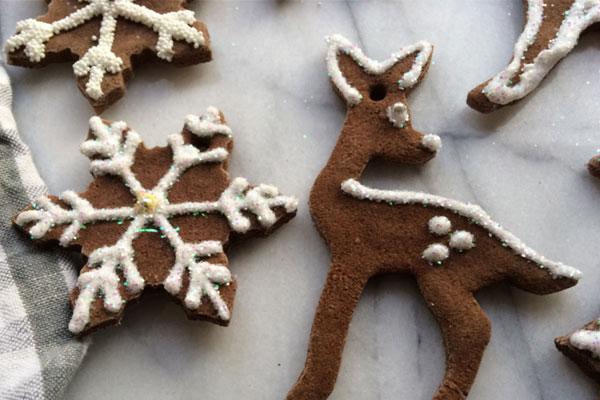 Как сделать глазурь для новогоднего печенья