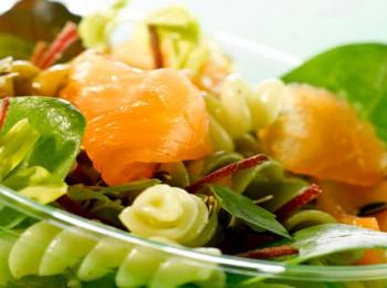 салат царский рецепт с ананасом и