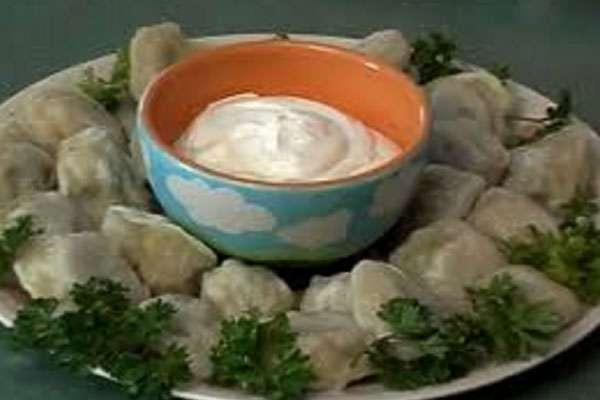 Пельмени с картошкой и горбушей - домашний рецепт