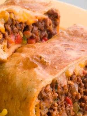 Тонкий лаваш с фаршем рецепты на сковороде