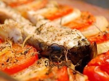 Как приготовить стейк из форели в духовке