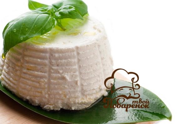 Сыр в домашних условиях из молока - классический рецепт