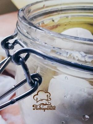рецепт домашнего приготовления сыра моцарелла