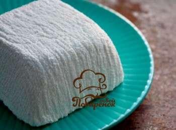 рецепт козьего сыра с уксусом в домашних условиях