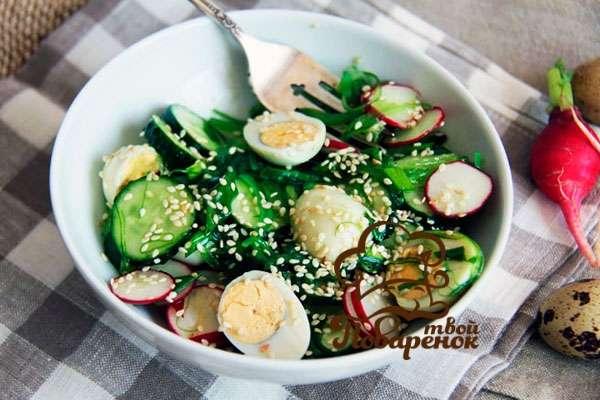 salat-iz-svezhix-ogurcov-i-rediski