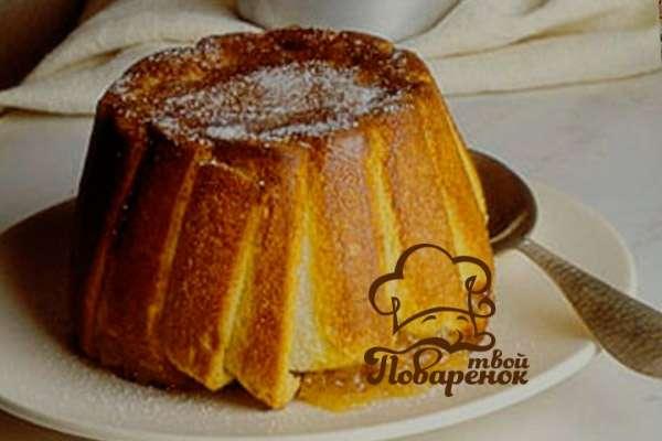 Как приготовить шарлотку из батона
