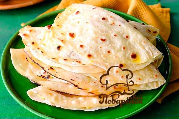 Как приготовить татарские блины табикмак