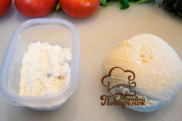 Творог из молока в домашних условиях - пошаговый рецепт