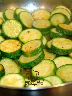 Быстрая засолка кабачков - простой домашний рецепт