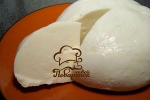 Вкусный сыр из творога в домашних условиях