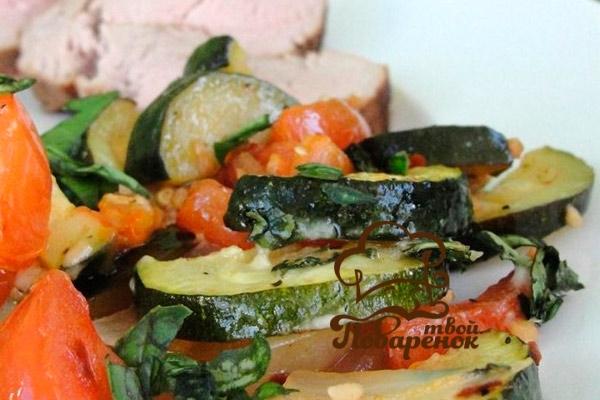 лучшие рецепты из кабачков в мультиварке