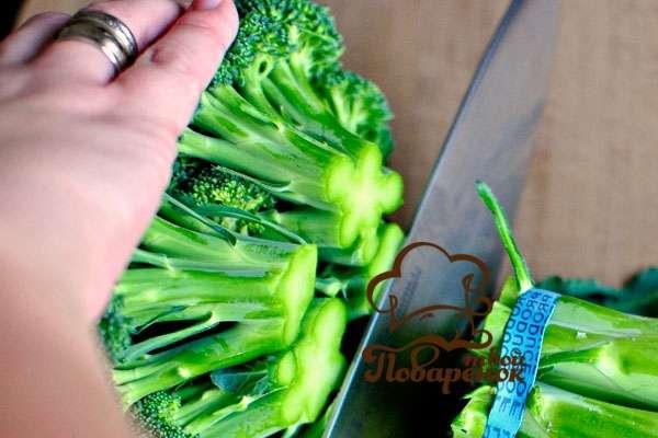 способы заготовки капусты брокколи на зиму