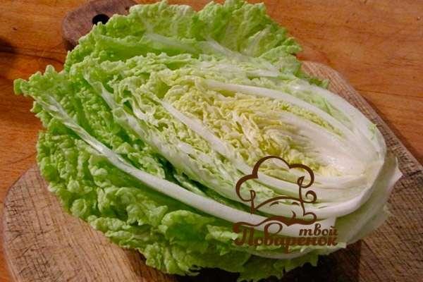 капуста со свеклой по корейски с фото
